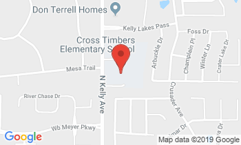 Clickable Map for Cross Timbers Elementary 4800 N. Kelly Edmond, OK 73025